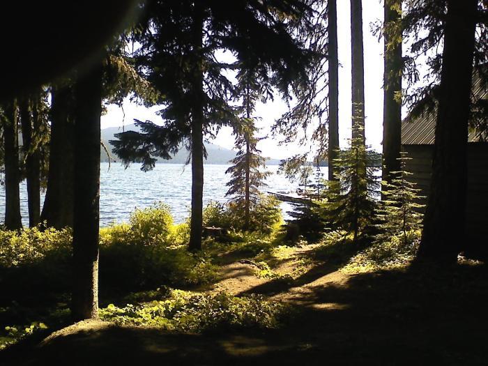 Odell Lake - Cabin H